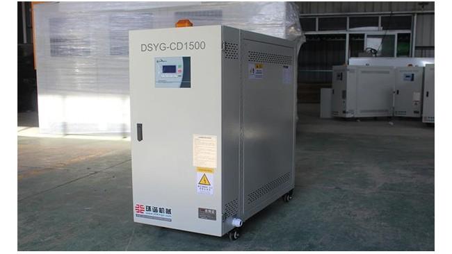 环谐机械为您讲解水式模温机