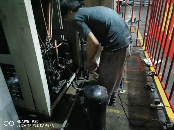 合肥冷水机维修保养