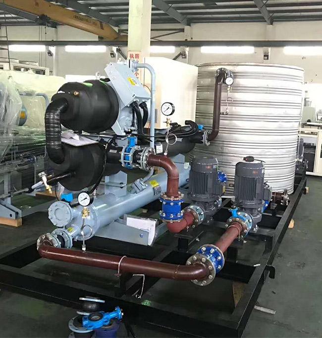 机器人焊接冷水机