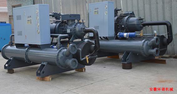 螺杆式冷水机组的优缺点