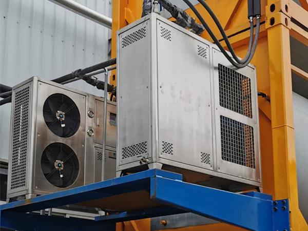 聚氨酯发泡不锈钢风冷冷水机