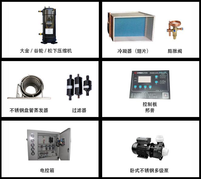点焊式冷水机