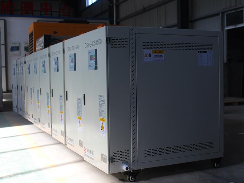 XPS挤塑板油式模温机