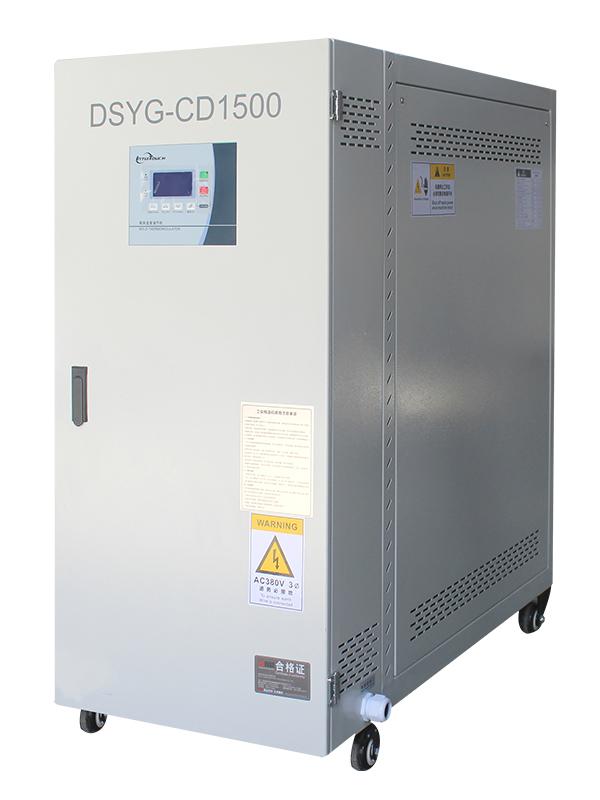 硫化平板模温机