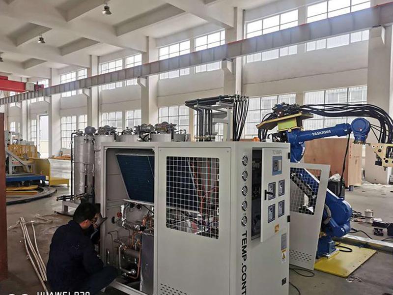 聚氨酯发泡多组温度控制机