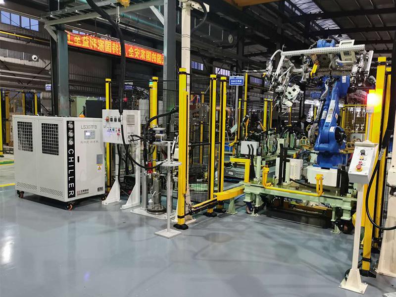 焊接机器人冷水机·