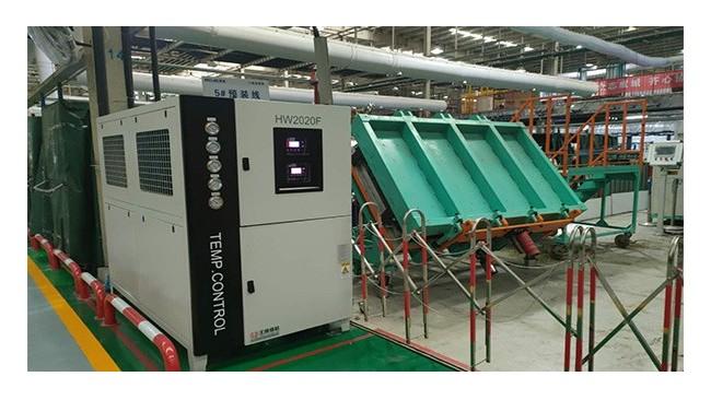 浅析工业冷水机组的四大系统
