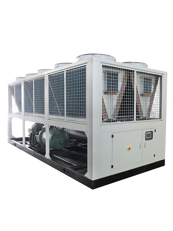 螺杆式风冷冷水机1