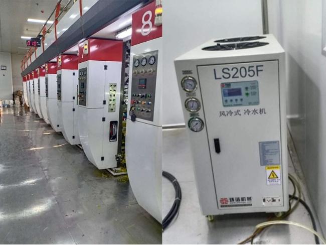 印刷冷水机