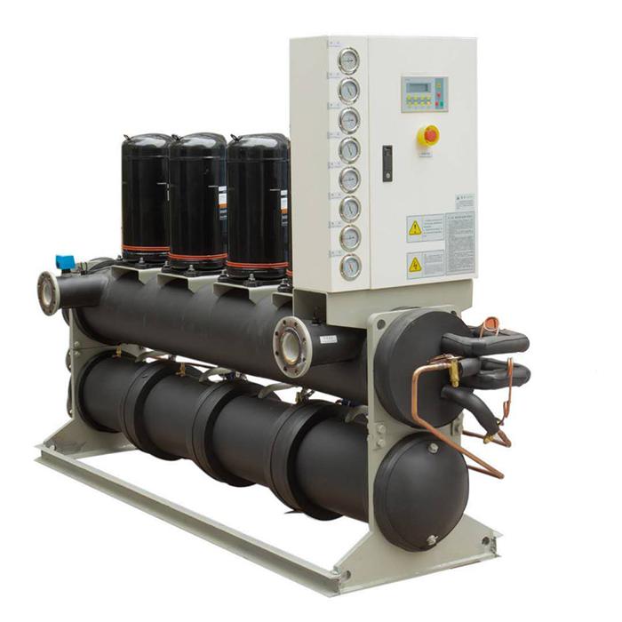 水冷式开放式冷水机