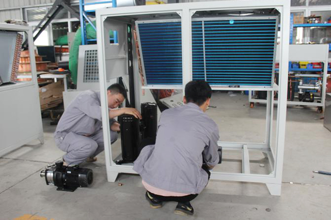 环谐机械-现场调试、安装指导