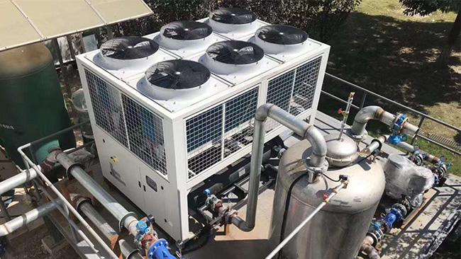 购买工业冷水机之前,该选用用什么类型冷水机设备?