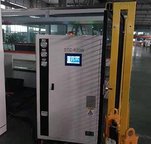 新能源电机测试冷热一体机