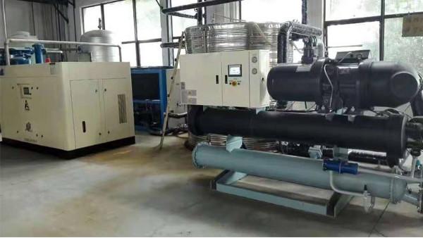 橡塑行业冷水机用途