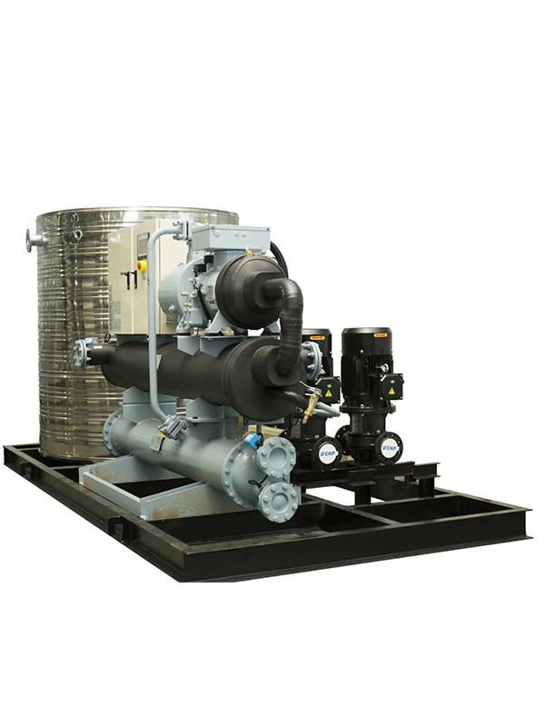 低温螺杆型水冷冷水机
