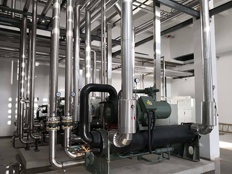 工业冷水机选型方案