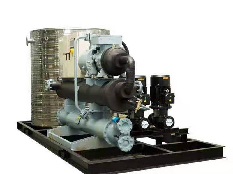 化工螺杆冷水机