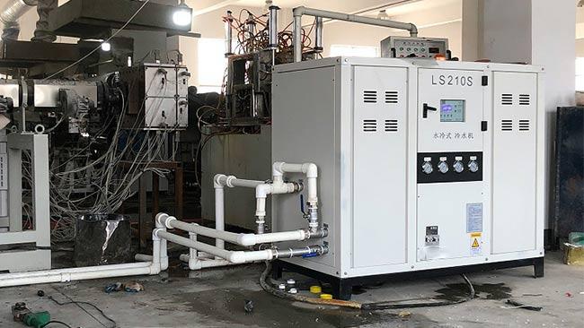 安装水冷式冷水机有什么注意事项
