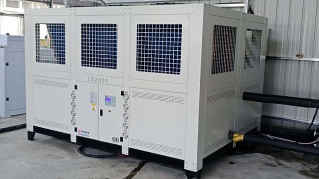 PET片材挤出机冷水机LS260F